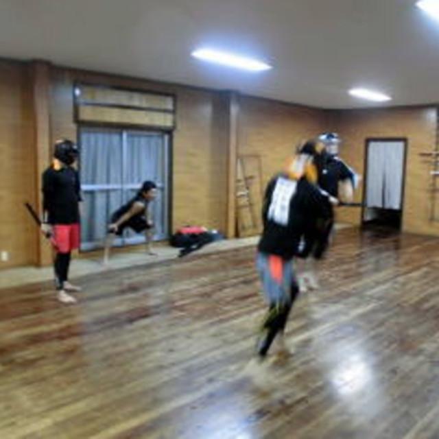 工藤スポーツチャンバラ 生浜西