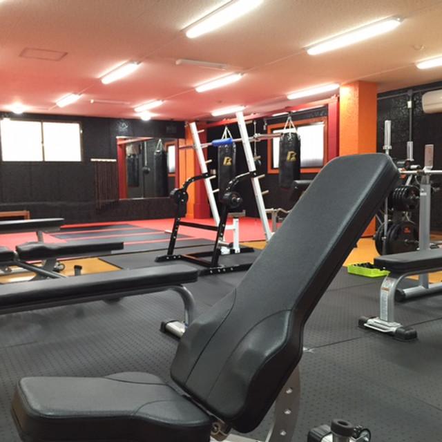 影 shadow personal training gym