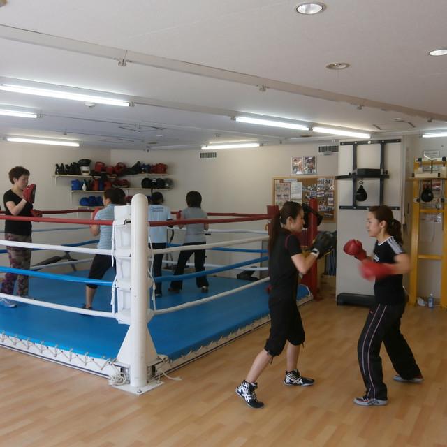 K's Boxing Gym@庄栄コミュニティセンター