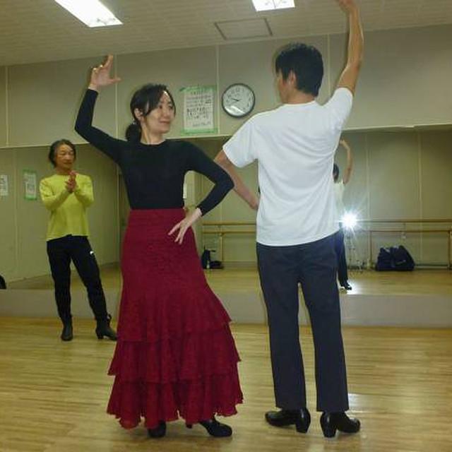 蘇谷昭彦フラメンコ舞踊教室
