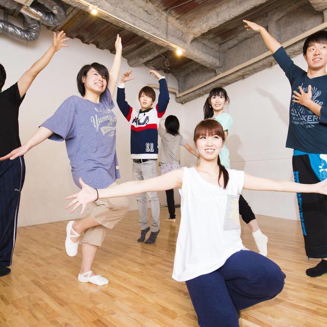 ダンススクールリアン高田馬場 Bスタジオ