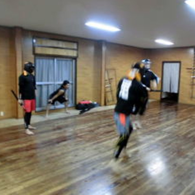 工藤スポーツチャンバラ 穴川コミュニティセンター