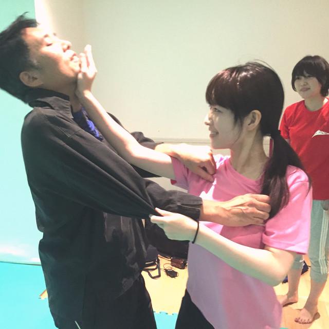 剣護身術 新宿スタジオ